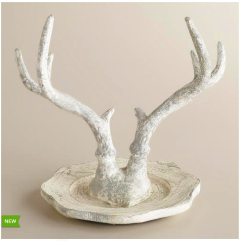 MC Gift Guide_Antler Jewelry Stand_TheMotherList