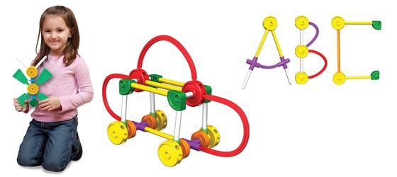 K'Nex Tinker Toys