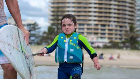 Meet The Worlds Smallest Surfer