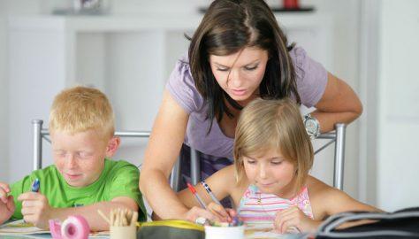 should parents help kids with homework
