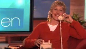 Ellen_s Favorite Moments_ Meeting Gladys YouTube
