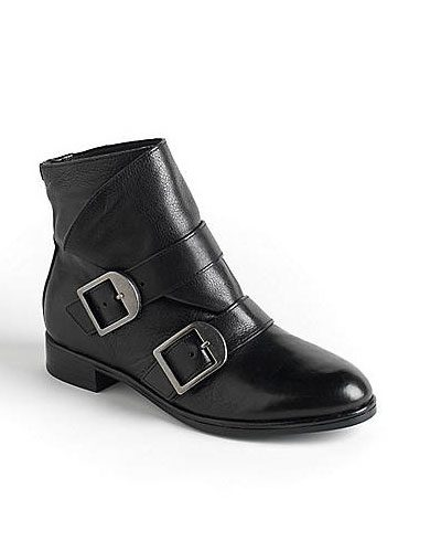 VIA SPIGA Inali Leather Ankle Boots $250
