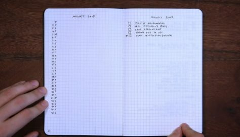 Bullet Journal_ An analog note taking system for the digital age