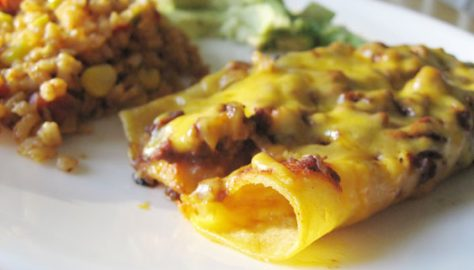 turkey-enchiladas