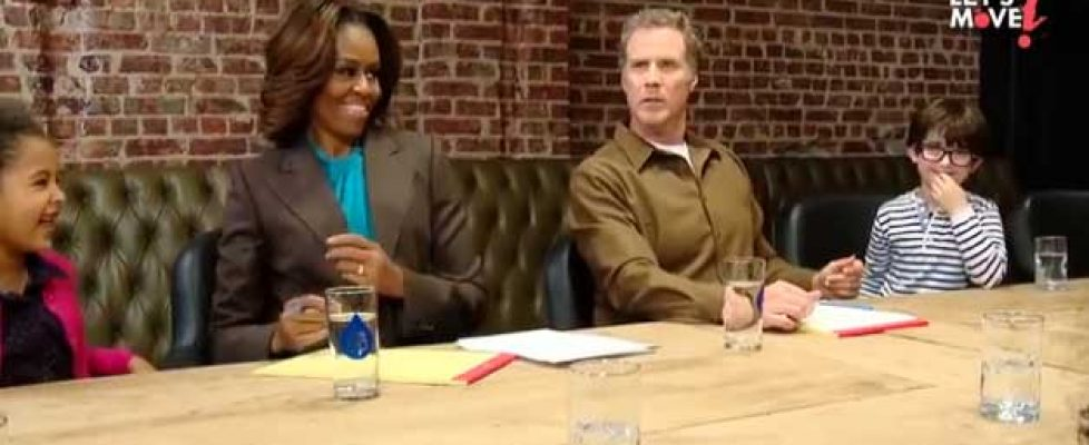 First Lady Will Ferrell Focus Group