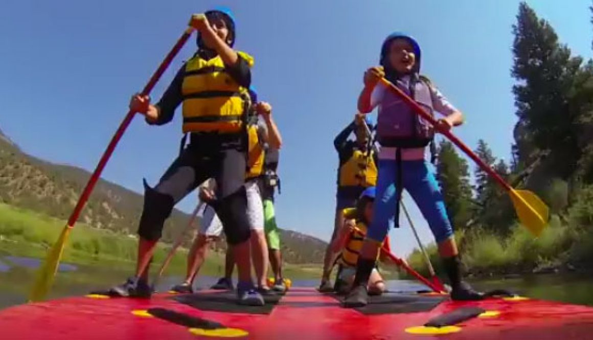 Stand Up Paddle Colorado 4