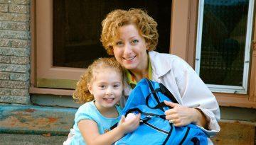 Best advice for moms of kindergarteners