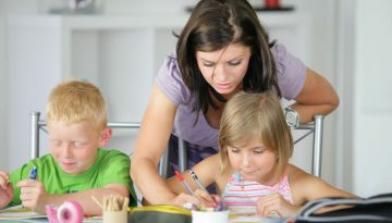 should parents help kids with homework