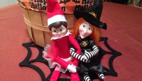 Switch Witch and Elf on the Shelf
