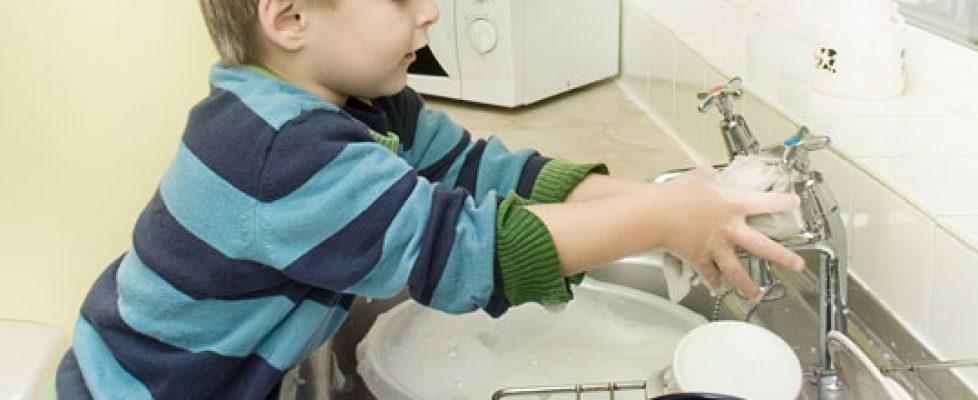 Boy-Washing-Dishes