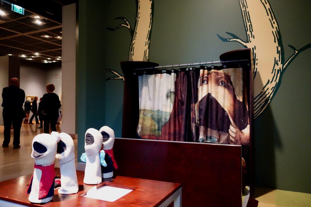 Denver Art Museum Puppet Theatre