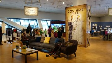 Denver Art Museum Costumer Studio
