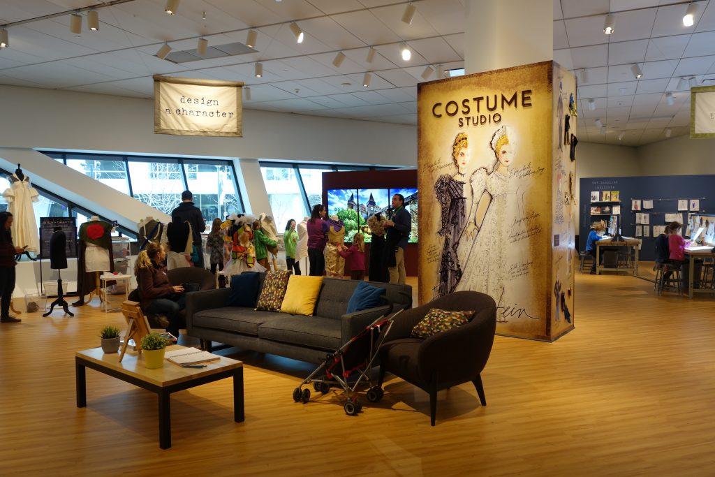 Denver Art Museum Costumer Studio