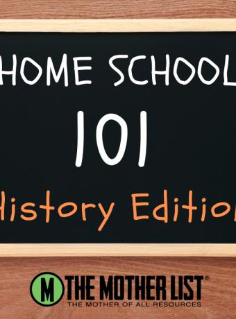 Home School 101 History