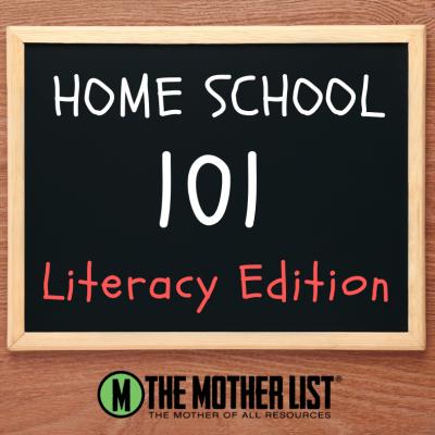 Home School 101 Literacy